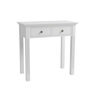 Sally Classic White Dressing Table-0