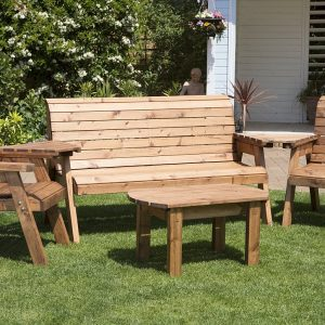 Five Seater Entertainment Patio Drinks Set-0