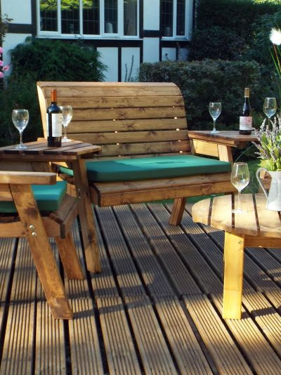Four Seater Entertainment Patio Drinks Set-0