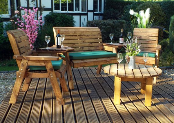 Five Seater Entertainment Patio Drinks Set-74