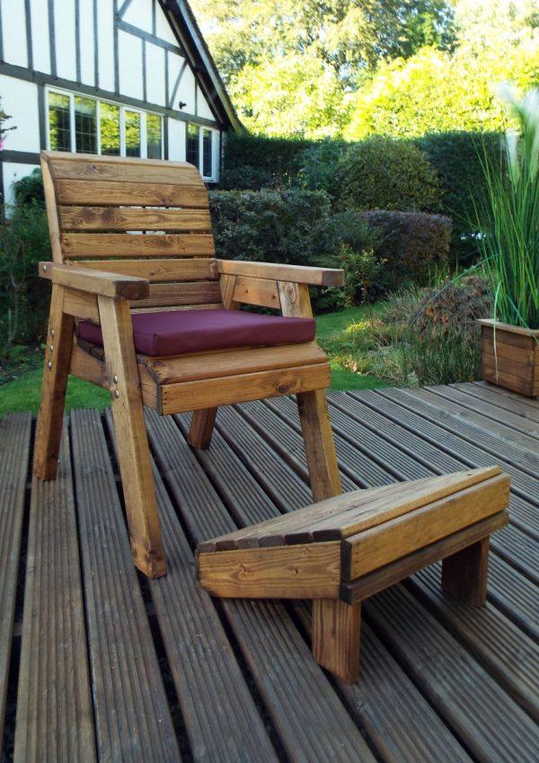 Traditional Garden / Patio Chair-37