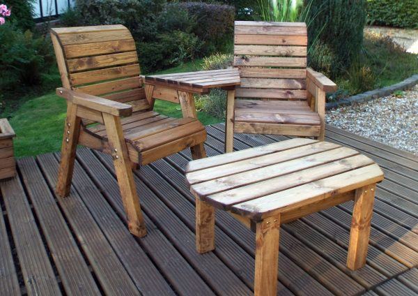 Four Seater Entertainment Patio Drinks Set-70