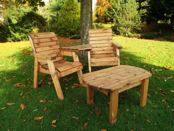 Four Seater Entertainment Patio Drinks Set-71