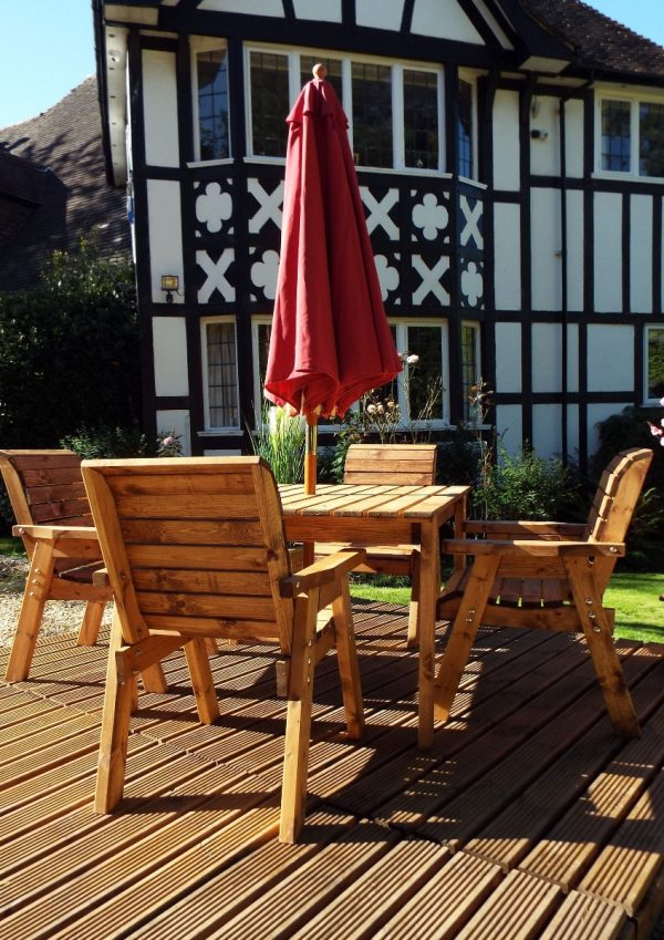 Traditional Garden / Patio Chair-34
