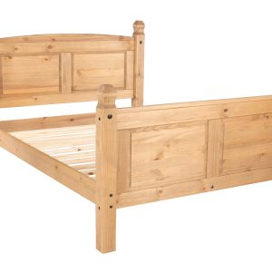 Farmhouse Antique Pine Bed Available in three sizes / Starting from-0