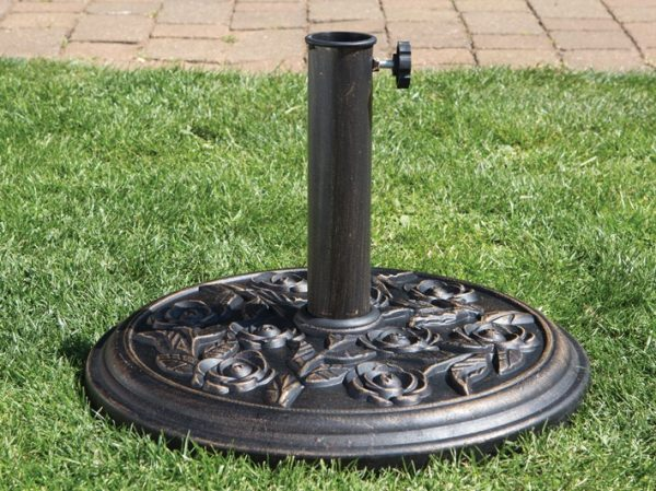 Patio and Garden Parasol Base-0